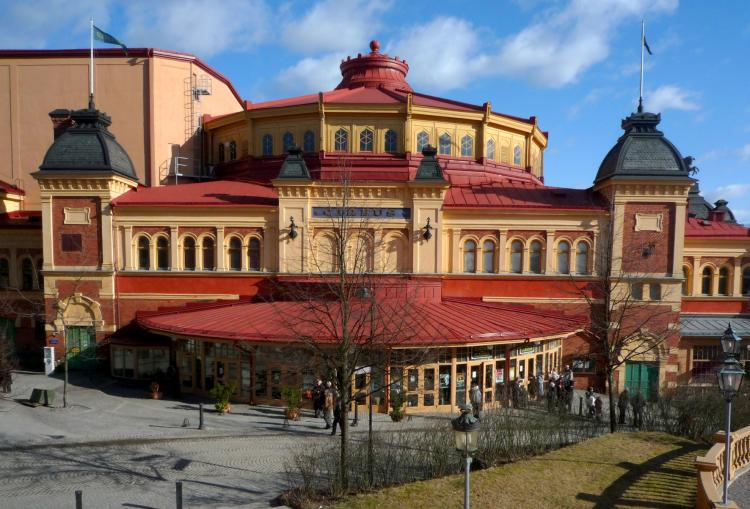 cirkus stockholm
