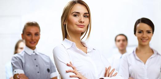 Mulheres Empreendedoras no mundo dos negócios