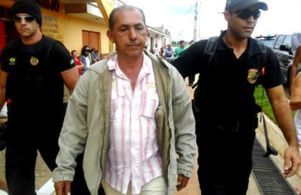 Petista Neuzari Prinheiro preso pela Polícia Federal