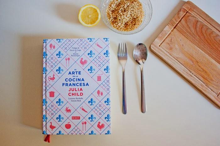 El arte de la cocina francesa de la gringa julia child for Cocina francesa