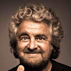 O humorista Grillo