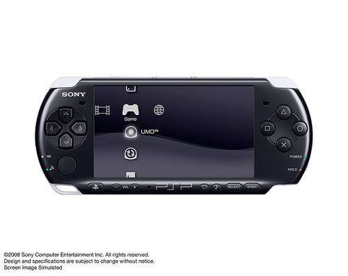 sonypsp3000