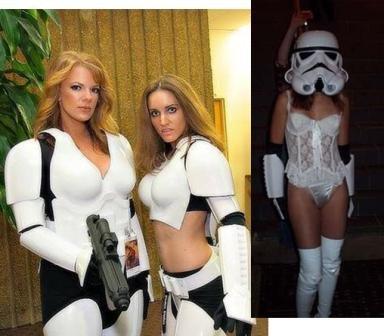 fotos personajes guerra de las galaxias:
