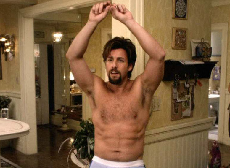 Adam Sandler Zohan Workout Images & Pictures - Becuo адам сэндлер