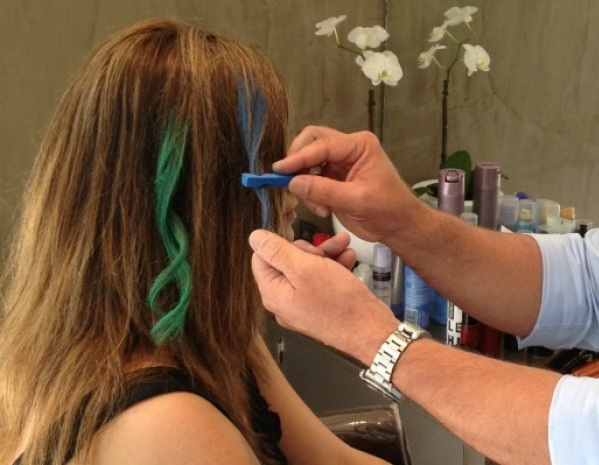 Мелки для волос в домашних условиях пошагово