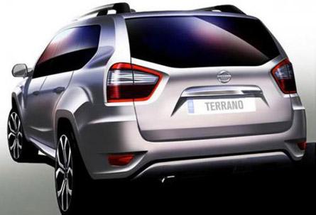 Nuevo Nissan Terrano