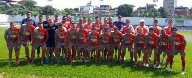 Depois de treinos na virada do ano e pré-temporada em Sorocaba (SP), Guarani-MG estreia no Campeonato Mineiro contra a Caldense; meta é surpreender e incomodar favoritos Atlético e Cruzeiro (Crédito: Divulgação)